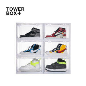 TOWER BOX PLUS (6 BOXES)