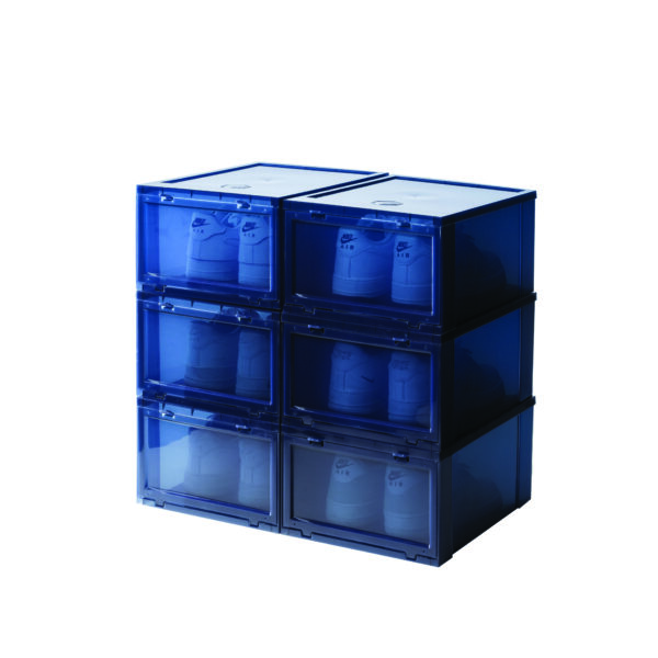 """TOWER BOX STANDARD """"NAVY"""" (6 BOXES)"""